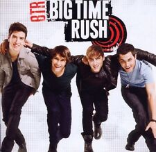 "Big Time Rush ""BTR"" CD NUOVO"