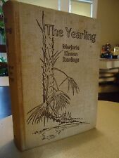 The Yearling- Rawlings- N.C. Wyeth Color Plates-1st Thus 1939