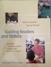 Guiding Readers and Writers : Teaching Comprehension, Genre, and Content Literac