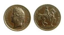 pcc1838_32) France, Medaglia Luigi Filippo duca d'Orleans 1842