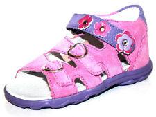 Sandales rose pour fille de 2 à 16 ans pointure 24