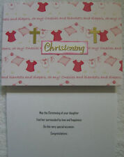 Unbranded Pink Handcrafted Cards