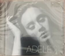 21 by Adele (CD, Feb-2011,  NEW Factory Sealed Free Shipping
