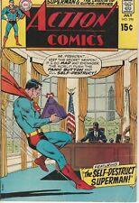 DC Comics Action Comics Vol 1 (1938 Series) # 390 VG/FN
