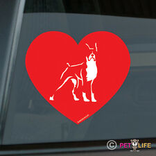 Love Boxer Sticker Die Cut Vinyl - v2