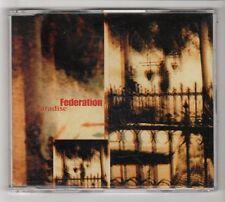 (HC176) Federation, Paradise - 1996 CD