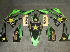Kawasaki KXF450 2012-2015 Fabbrica FX Rockstar Energy kit grafica GR1204