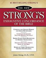 The New Strong's Exhaustive Concordance of the Bible : Classic Edition