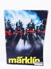 LOT 51464 | Katalog Märklin 1977 D Modelleisenbahn