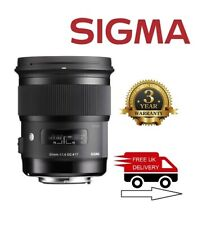 Sigma 50mm F1.4 DG HSM Art Lens For Canon EF Cameras 311954 (UK Stock)