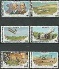 Timbres Avions Togo 914/5 PA338/41 ** lot 14452