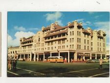 Hotel Stockton Stockton California USA Postcard 772a