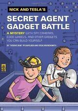 Nick and Tesla's Secret Agent Gadget Battle (Nick and Tesla's Series) by Steve H