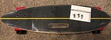 "Ferrari Cruiser Standard Skateboard, Black, 31"" x 8.25"""