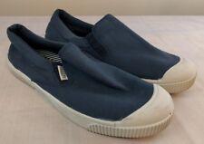 Keen Vulcanized Mens Blue White Slip On Loafer Sneaker Shoe 13.0M PreOwned