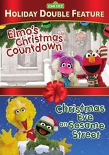 Sesame Street: Christmas Eve On Sesame Street/Elmo's Christmas [New DVD]