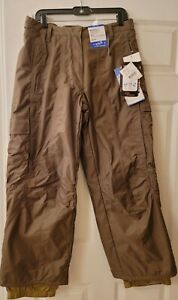 NWT - $145 Ladies Obermeyer MOOREA Insulated Relaxed Fit Snow/Ski Pants SZ 14S