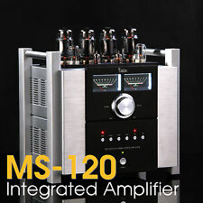 YAQIN MS-120 KT120 x4 160watt Hi-End Vacuum Tube Integrated Amplifier 110w-240w
