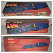 Vintage 1980 INVISIBLE ALIEN NEUTRALIZER Mattel IAN NOS Sealed Only 10k Produced