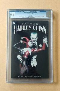 Batman: Harley Quinn 1999 First Print