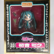 "Anime VOCALOID Hatsune Miku Project Diva Figma Miku 4"" Action Figure NEN33 Gifts"