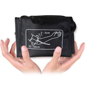 Digitale Oberarm Blutdruck Manschette Band für Haushalt Blutdruckmessgerät x1