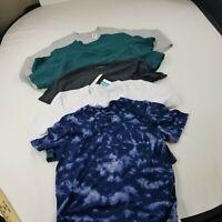 vans volcom paperback richer poorer  Men's  Shirt  Lot Of 6  medium  m