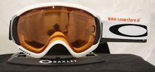 OAKLEY CANOPY MATTE WHITE PERSIMMON NEW SNOWBOARD SKI MASK