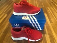 adidas Originals Junior Girls Boys Los Angeles Trainers BNWT S80233 free UKdeliv