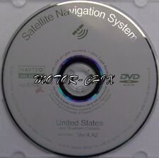 Honda Accord Odyssey Pilot Ridgeline Navigation DVD CD Map # 4.A2 Update 2012