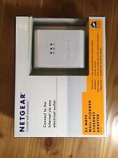 Netgear XE103 85MBPS Wall Plugged Adapter