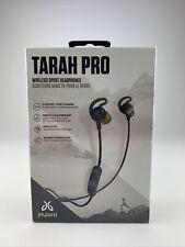 Jaybird Tarah Pro In-Ear Sound Isolating Bluetooth Headphones - Black / Flash