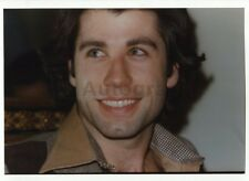 John Travolta - Original Candid Photo by Peter Warrack - Previously Unpublished