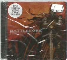 BATTLELORE  -  THE LAST ALLIANCE.   /   IMPORT.   GERMAN PRESSING. FANTASY METAL
