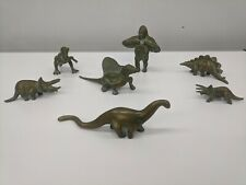 Vintage Srg Sell Right Gifts Dinosaur Figurines Mid Century 1940/50s - New York