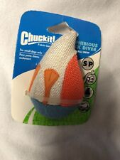 Chuckit! Amphibious Duck Diver Floating Ball for Dogs Small  Amphibious