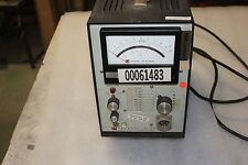 General microwave thermoelectric power meter model: 454A