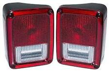 Jeep Wranger JK 2007-2017 Tail Assembly, Pair