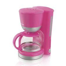 12 Cup Coffee Espresso Maker Machine Dispenser Jug 1.25L Pink Swan..
