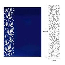 Leaves Shape Metal Cutting Dies Stencil Scrapbooking DIY Album Stamp Paper Card