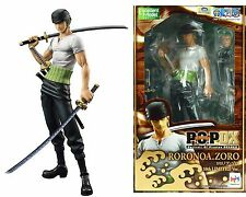 FIGURE ONE PIECE RORONOA ZORO 10th LIMITED VERSION POP P.O.P. DX EXCELLENT MODEL