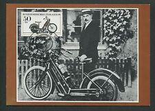 BERLIN MK 1983 MOTORRÄDER HILDEBRAND MOTORCYCLE CARTE MAXIMUM CARD MC CM d7045