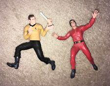 Star Trek Captain Kirk vs Khan Figure Diamond Select Art Asylum