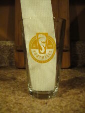 FOOTHILLS BREWING Co North Carolina ~ NEW ~ Beer Pint Glass Sexual Chocolate F