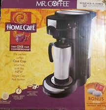 Mr. coffee home cafe