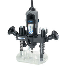 Dremel 335 Plunge Router Attachment for Dremel High Speed Rotary Power Tools