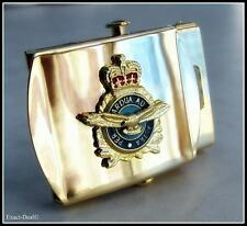 Canada - RCAF - Royal Canadian Air Force - Air Ops Golden Belt Buckle