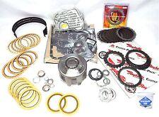 HD Rebuild Kit Eliminates the Weak Points In 1997-2003 GM 4L60E Transmissions