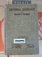 GENERAL ZOOLOGY Tracy I. Storer Vintage Science / Biology Book 1951