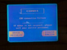 Nautilus Hyosungatm Machine Display Amp Inverter Board Amp Key Boards Tested Good